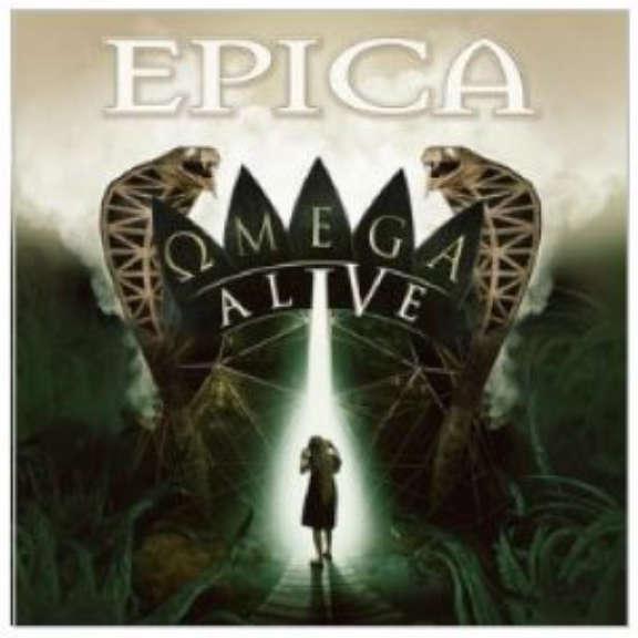 Epica Omega Alive LP 2021