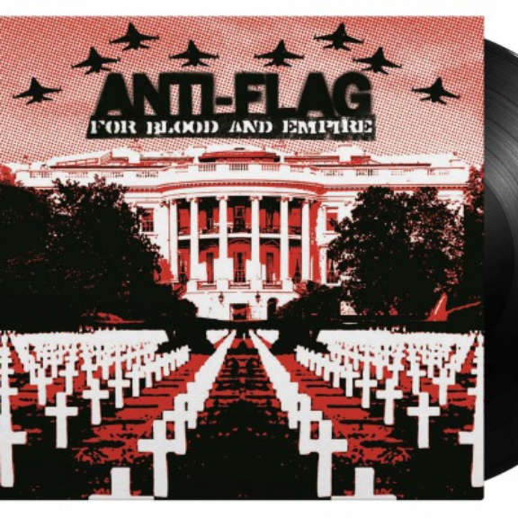 Anti-Flag For Blood and Empire LP 2021