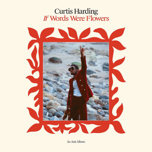 Curtis Harding If Words Were Flowers LP 2021