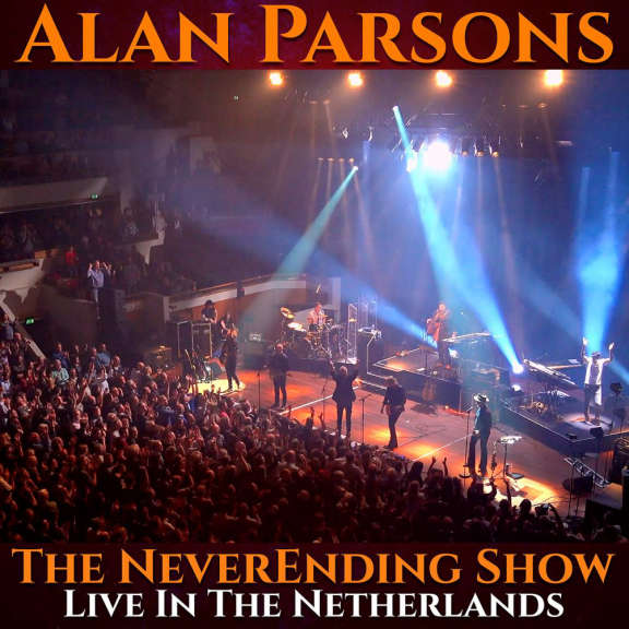 Alan Parsons The NeverEnding Show: Live In The Netherlands (coloured) LP 2021