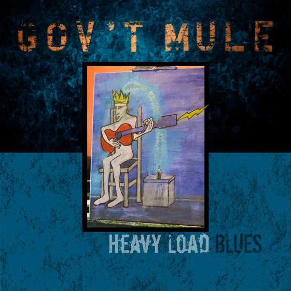 Gov't Mule Heavy Load Blues LP 2021