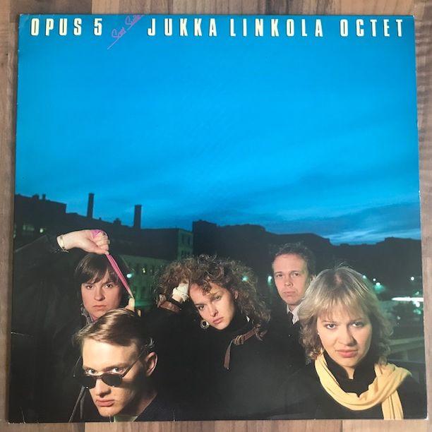 Opus 5 & Jukka Linkola Octet Scat Suite LP undefined