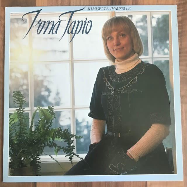 Irma Tapio Ihmiseltä Ihmiselle LP undefined