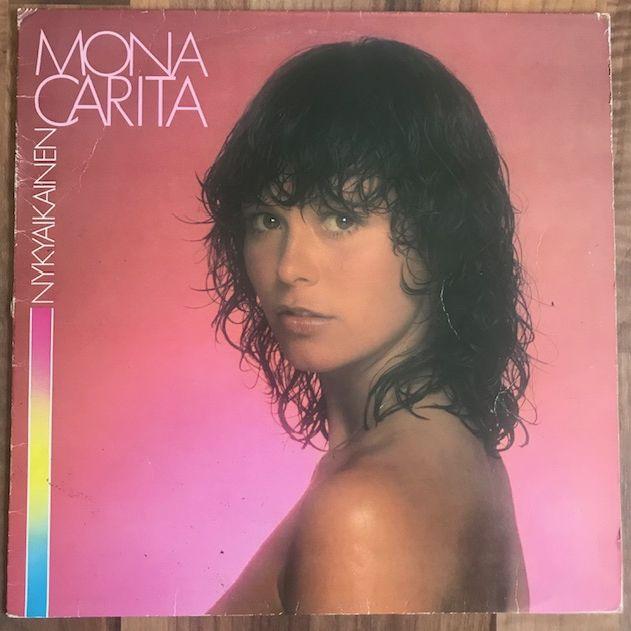 Mona Carita Nykyaikainen LP undefined