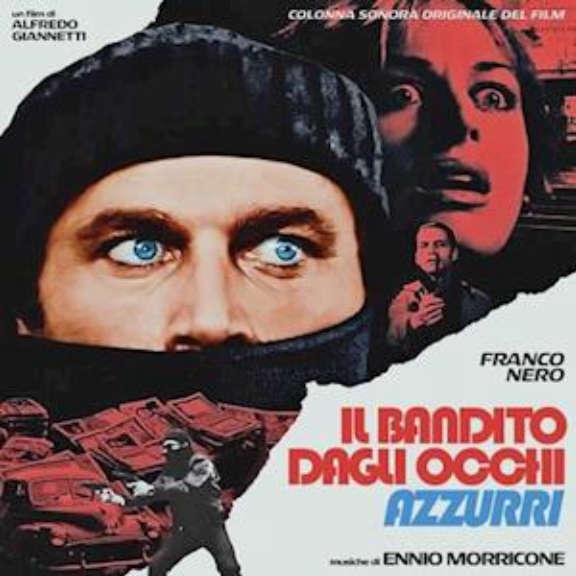 Ennio Morricone Soundtrack : Il Bandito Dagli Occhi LP 2021