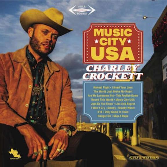 Charley Crocket Music City USA LP 2021