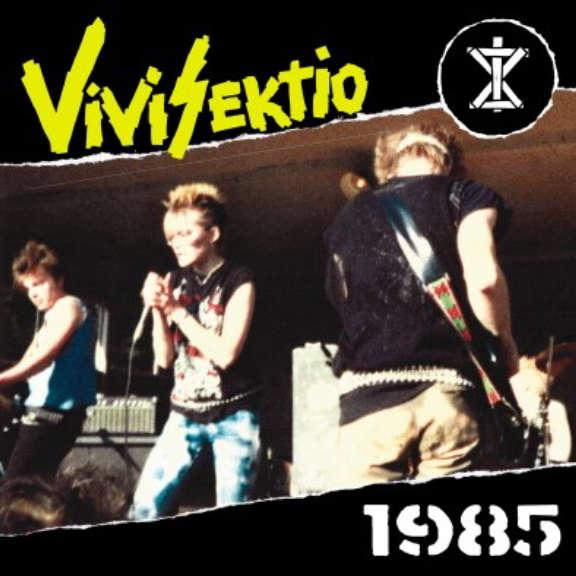"""VIVISEKTIO 1985 12"""" LP 2021"""