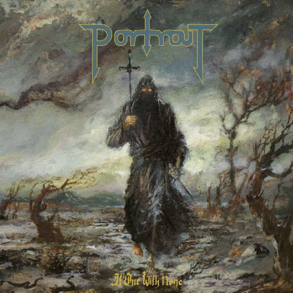 Portrait At One With None LP 2021