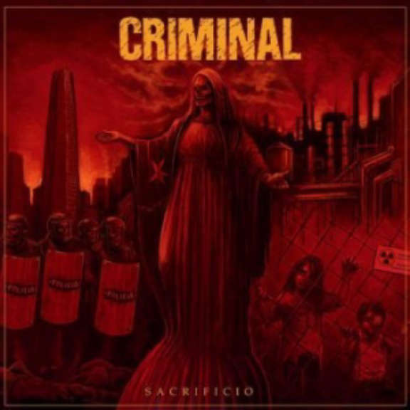 Criminal Sacrific LP 2021