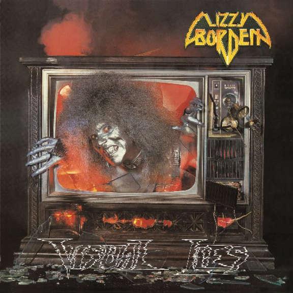 Lizzy Borden Visual Lies LP 2021