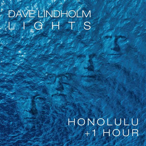 Dave Lindholm Lights Honolulu + 1 Hour LP 2021