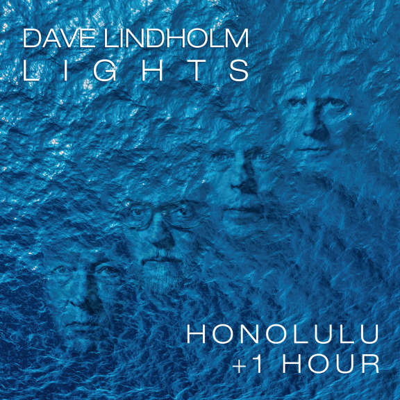 Dave Lindholm Lights Honolulu + 1 Hour (Coloured) LP 2021