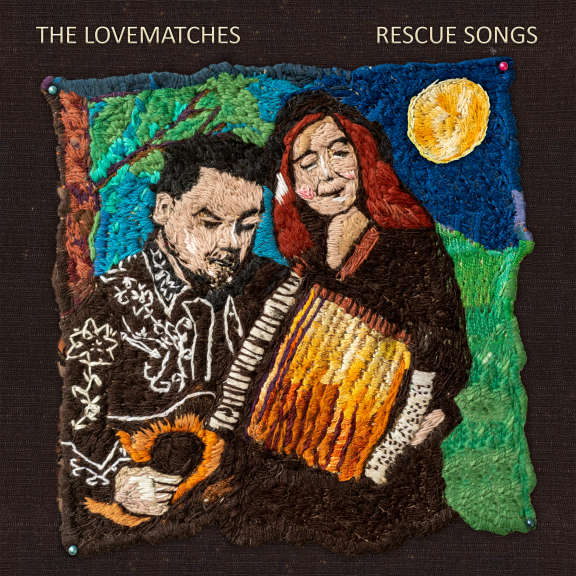 The Lovematches Rescue Songs LP 2021