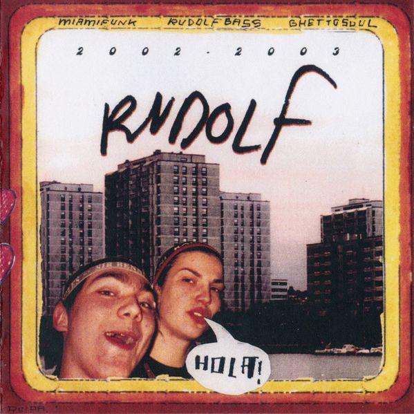 Rudolf 2002-2003 (AKA Vaimo-CD) Oheistarvikkeet undefined