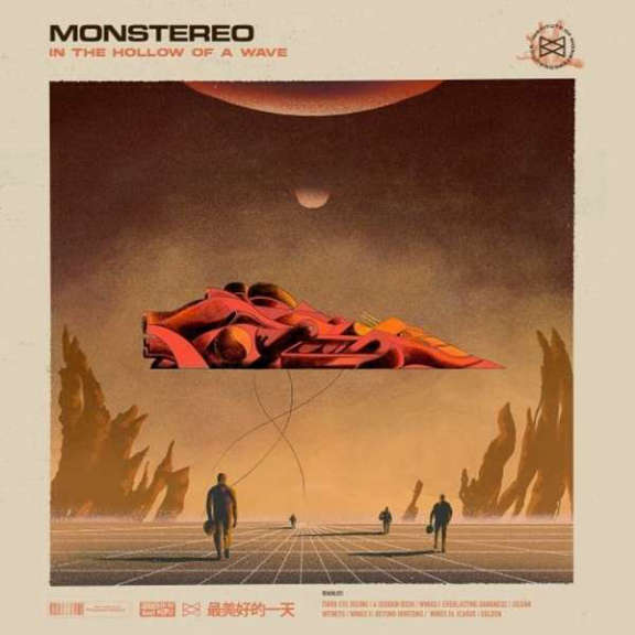 Monstereo In The Hollow Of A Wave LP 2021