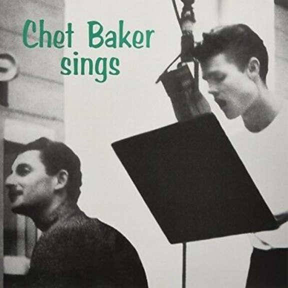 Chet Baker Chet Baker Sings LP null