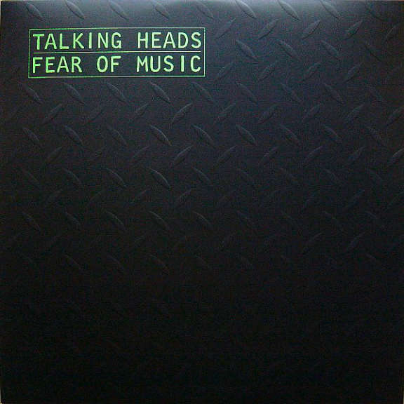 Talking Heads Fear Of Music LP null