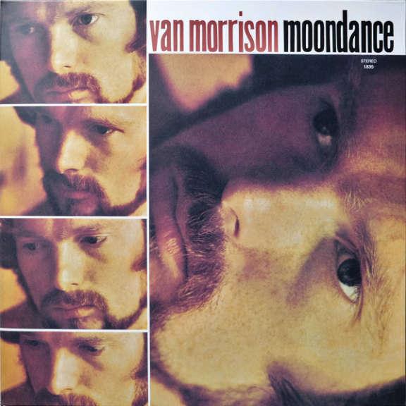 Van Morrison Moondance LP null