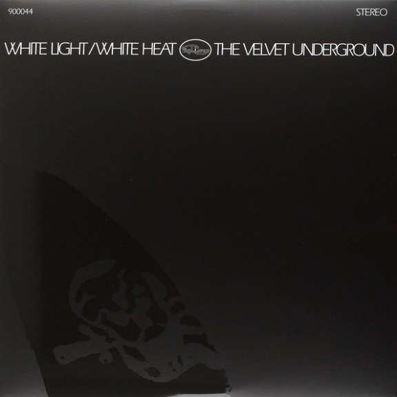The Velvet Underground White Light/White Heat LP null