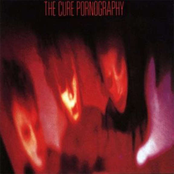 The Cure Pornography (coloured) LP null