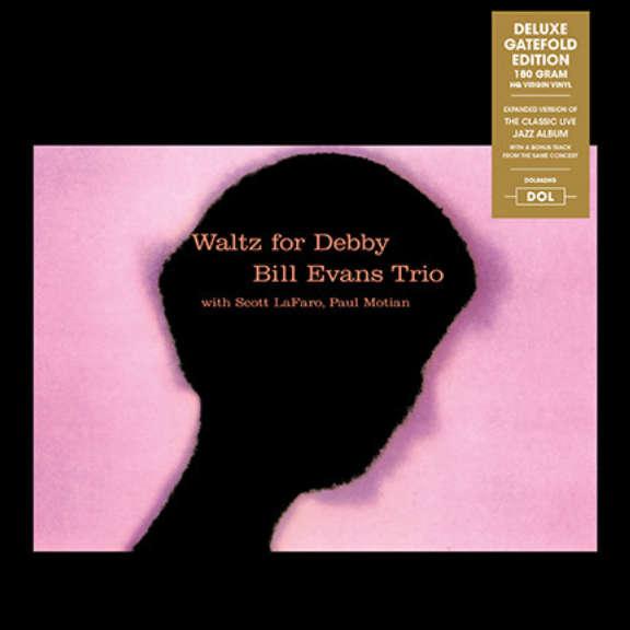 Bill Evans Trio With Scott LaFaro & Paul Motian Waltz For Debby LP null