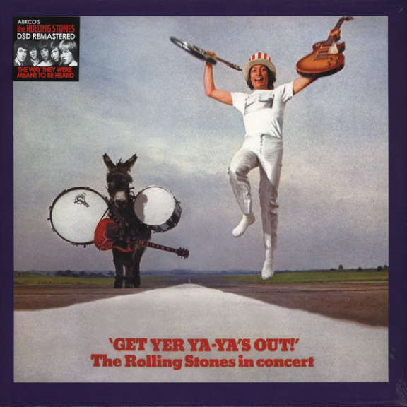 The Rolling Stones Get Yer Ya-Ya's Out! - The Rolling Stones In Concert LP null