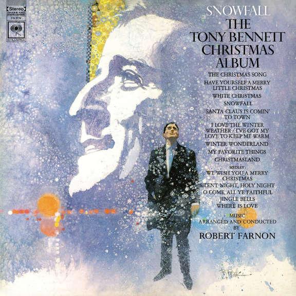 Tony Bennett Snowfall: The Tony Bennett Christmas Album LP 2021