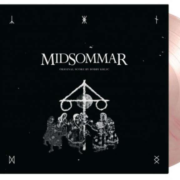 Bobby Krlic (various artists) Soundtrack : Midsommar (coloured) LP 2021
