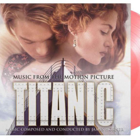 Various Soundtrack : Titanic (coloured) LP 2021