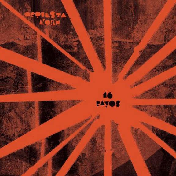 Orquesta Akokan 16 Rayos (coloured) LP 2021