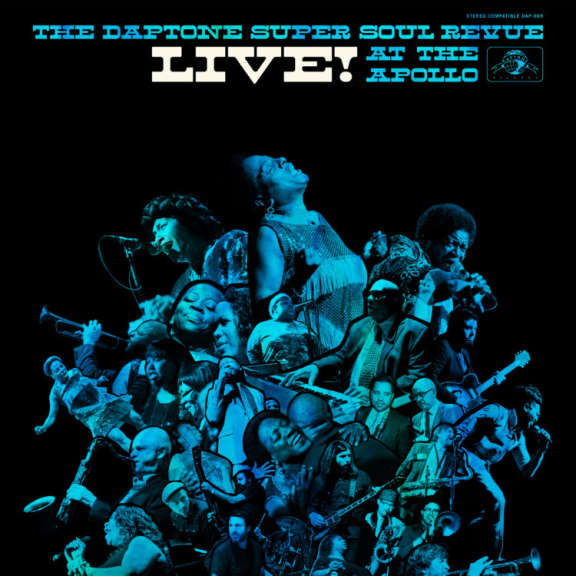 Various The Daptone Super Soul Revue Live ! At The Apollo (coloured) LP 2021