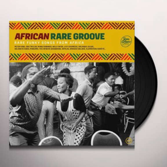 Various African Rare Groove LP 2021