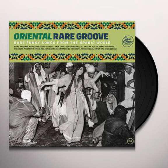 Various Oriental Rare Groove LP 2021