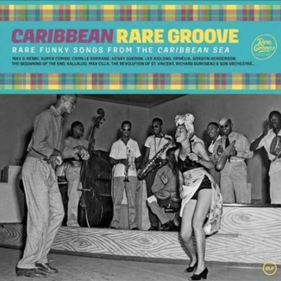 Various Carribean Rare Groove LP 2021