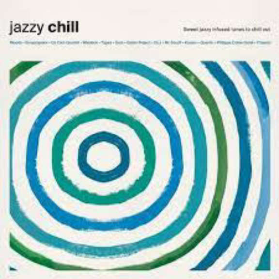 Various Collection Vinylchill: Jazzy Chill LP 2021