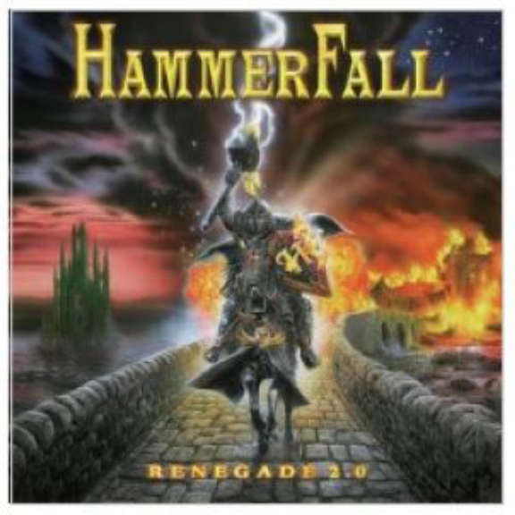 Hammerfall Renegade 2.0 (20th Anniversary) (coloured) LP 2021