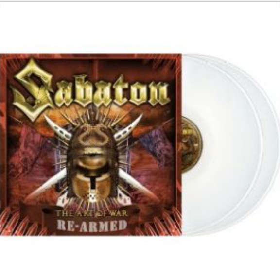Sabaton The Art Of War (Re-Armed) (coloured) LP 2021