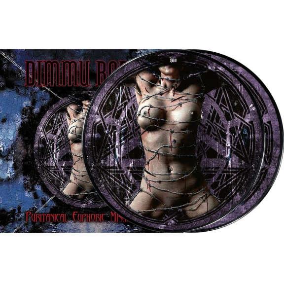 Dimmu Borgir Puritanical Euphoric Misanthropia (picture disc) LP 2021