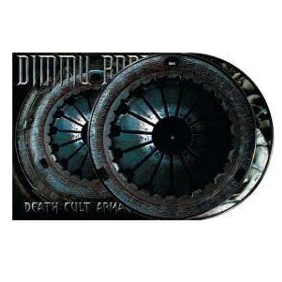 Dimmu Borgir Death Cult Armageddon (picture disc) LP 2021