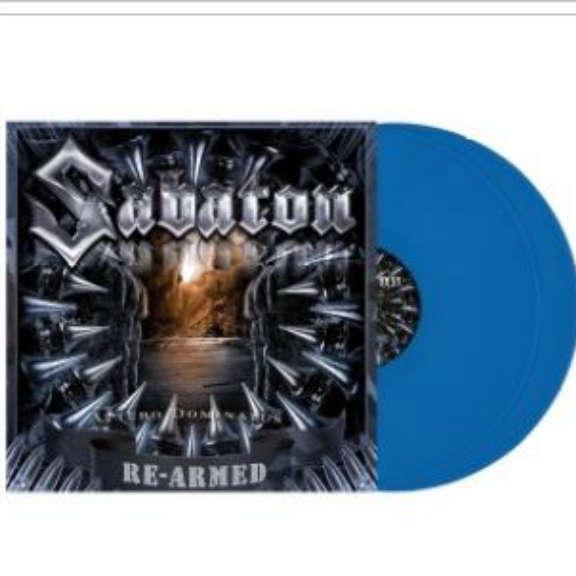 Sabaton Attero Dominatus (Re-Armed) LP 2021