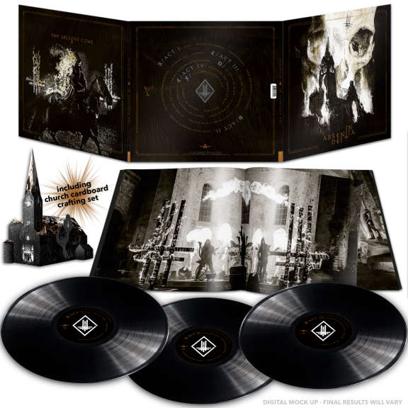 Behemoth In Absentia Dei LP 2021