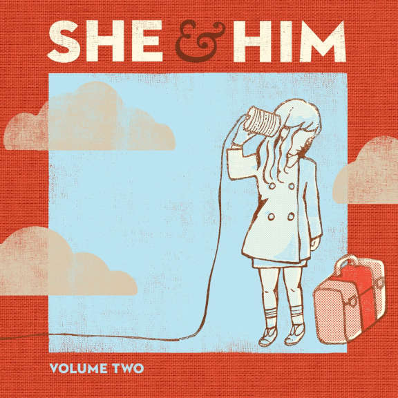 She & Him Volume Two LP 2021