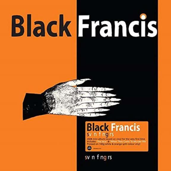 Black Francis Svn Fngrs (coloured) LP 2021