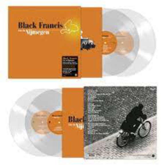 Black Francis Live in Nijmegen (coloured) LP 2021