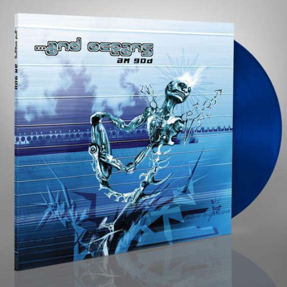 ...And Oceans A.M.G.O.D. (coloured) LP 2021