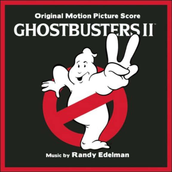 Randy Edelman (various artists) Soundtrack : Ghostbusters II LP 2021