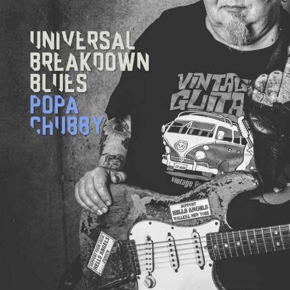 Popa Chubby Universal Breakdown Blues LP 2021