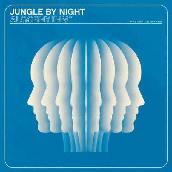 Jungle by Night Algorhythm LP 2021