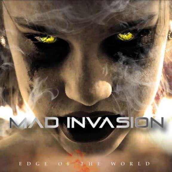 Mad Invasion Edge Of The World LP 2021