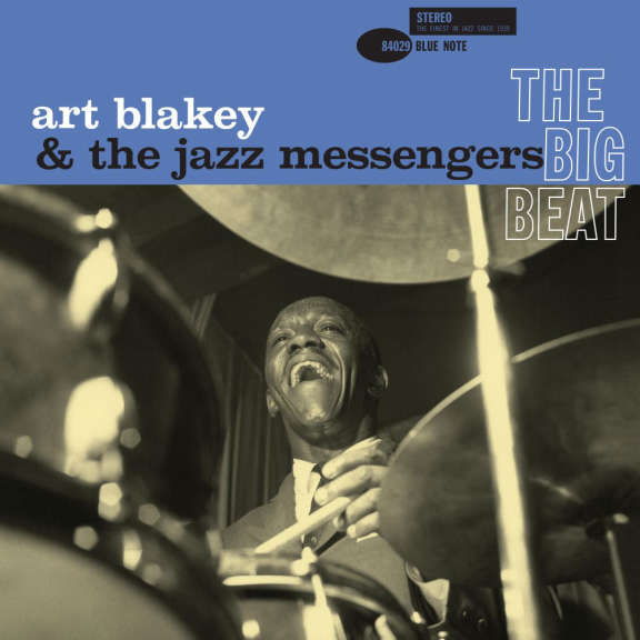 Art Blakey And The Jazz Messengers The Big Beat LP 2021
